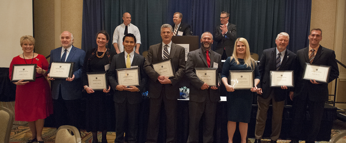Inaugral Mentoring Hall of Fame Inductees 2013