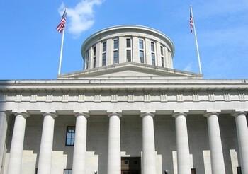 Ohio Statehouse Cupola
