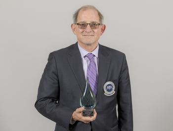 Robert W. Hostoffer Jr DO - Distinguished Service Award 2019